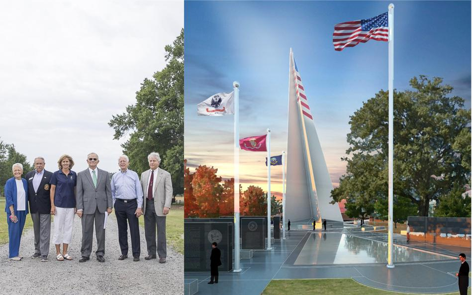 AJC Article on Cobb Veterans Memorial Foundation