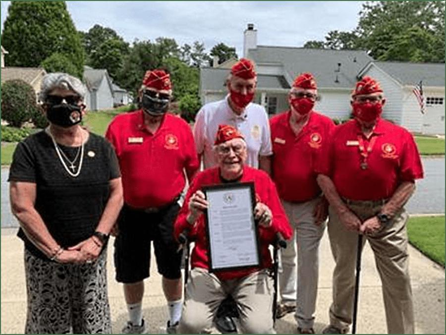Harry Kone 101st Birthday