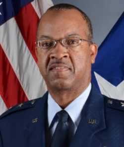 Maj. Gen. USAF Curtis L. Williams